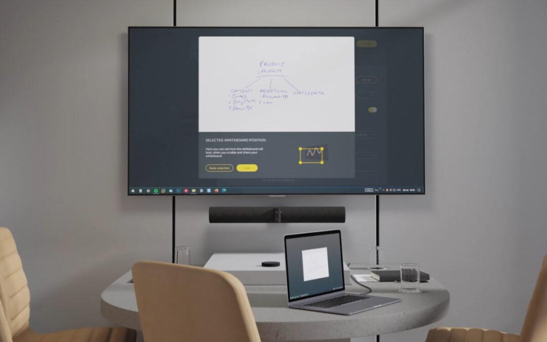 Jabra reinventa las videoconferencias con PanaCast 50